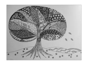 The Compassion Tree for Reza Berati
